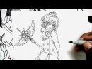 Dibuja a SAKURA KINOMOTO 2018 DE CARD CAPTOR SAKURA CLEAR CARD XDEIOS