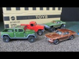 Matchbox 2018 A Factory Sealed Case Unboxing Video '68 Mustang featured