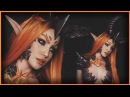 Female Deathwing Cosplay/Bodypaint - World of Warcraft - Djarii
