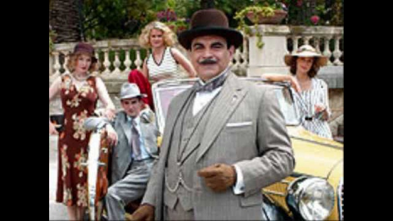 Poirot Themes - The Mystery of the Blue Train