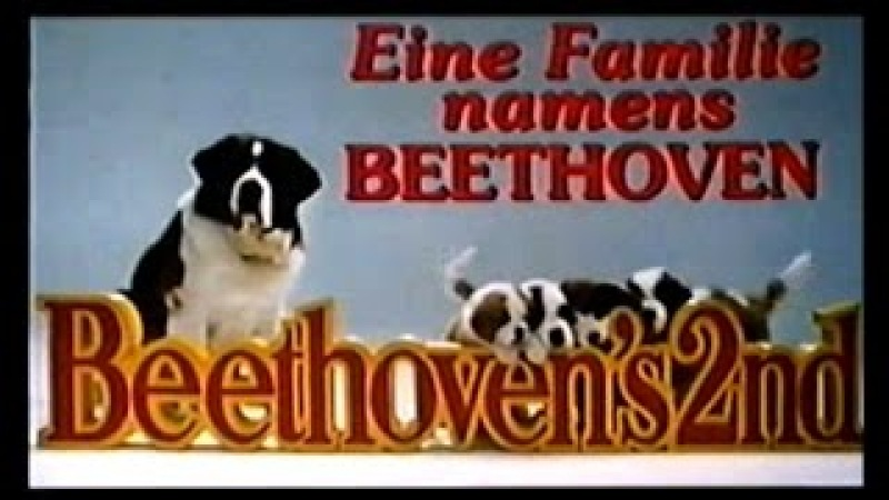 Eine Familie namens Beethoven - Trailer (1993)