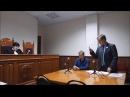 Свердловский облсуд отклонил апелляцию Сергея Баранова 05.12.2017 г.