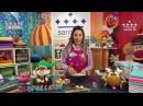 Santa Fé Ensina com Bruna Sophie Candy - Enfeite de Rena
