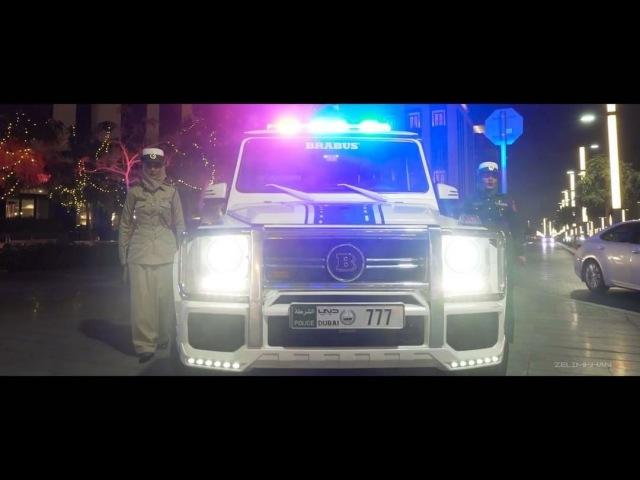 "SHM on Instagram: ""ПаруКадров У-уровень @dubaipolicehq 🇦🇪 G63Brabus 🚔 (Music) Shkoon – Ala Moj Al Bahr (Goldcap Remix)"""