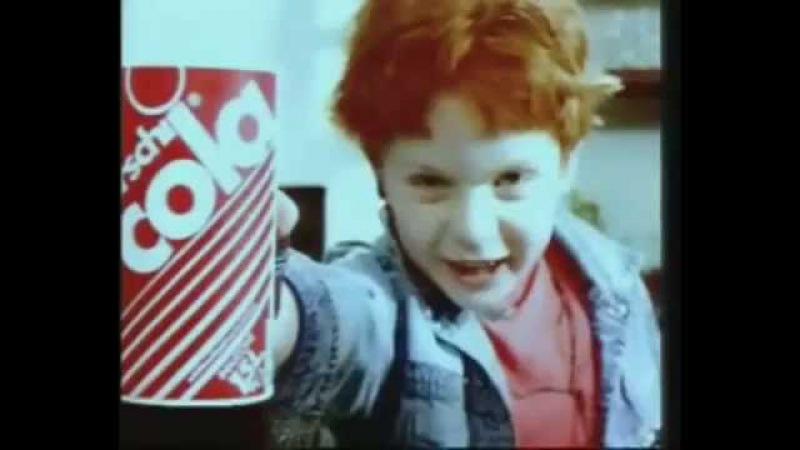 Реклама из 90 х годов Ностальгия о прошлом