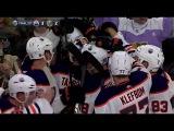 Darnell Nurse OT Goal - Oilers vs Golden Knights (011318)