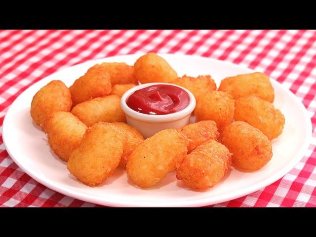 Tater Tots | Aperitivo de Patata muy Fácil y Delicioso!