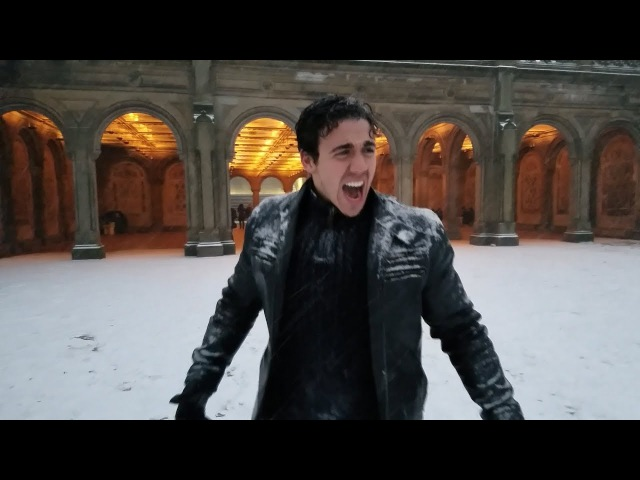 Anthony NuccioConnor Engstrom - Let It Go (Idina Menzel) (Epic Metal Cover)(from Frozen)