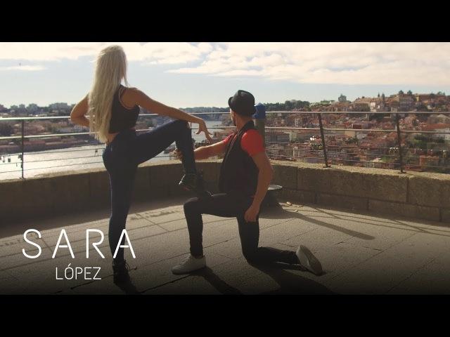 Sara Lopez Nuno Pesqueira | Kizomba Fusion in Porto (Portugal)