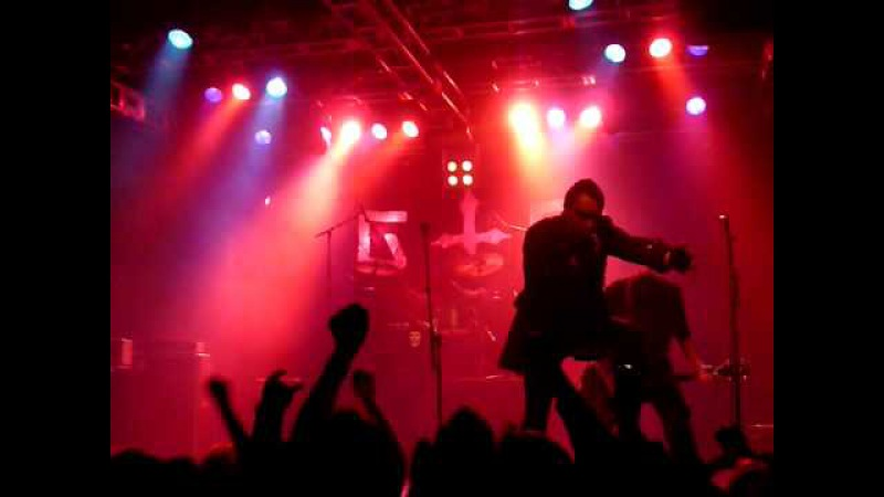 Gothminister - Darkside live @ Nosturi, Helsinki, 15.05.09
