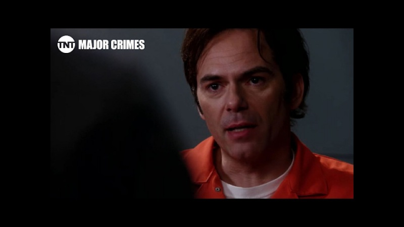 Major Crimes: Rusty and Stroh [CLIP] | TNT