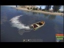 Rust - Моторная лодка! Эксклюзив от Helk!