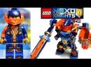 LEGO Nexo Knights 72004 Решающая битва роботов Обзор Лего Нексо Найтс 5 сезон и Сила Мерлока