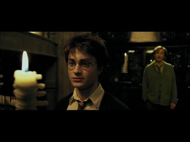 Гарри Поттер и узник Азкабана Профессор Люпин учит Гарри заклинанию Патронус