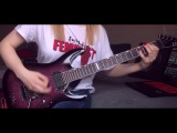 Killswitch Engage - The End of Heartache guitar cover by Alex Schmeia
