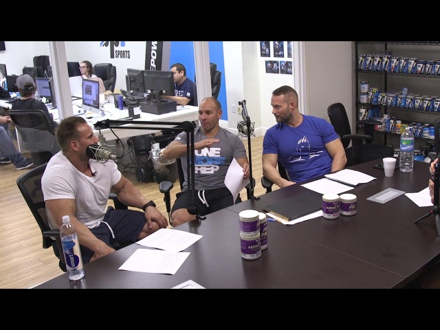Special Guest Jay Cutler - Episode 10 - The Scoop BPI Sports Podcast