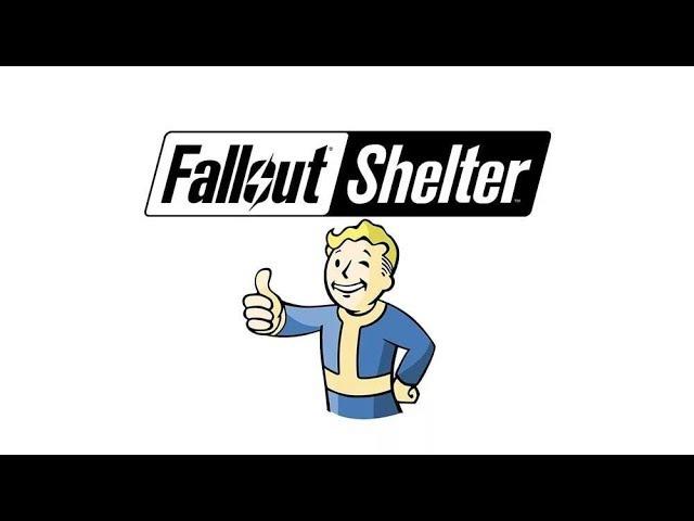 Fallout Shelter часть 2 играем в трёх убежищах