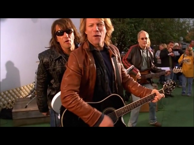 Richie Sambora/Jon Bon Jovi - I'm With You