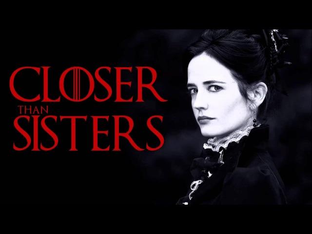 Closer Than Sisters - Penny Dreadful - Abel Korzeniowski