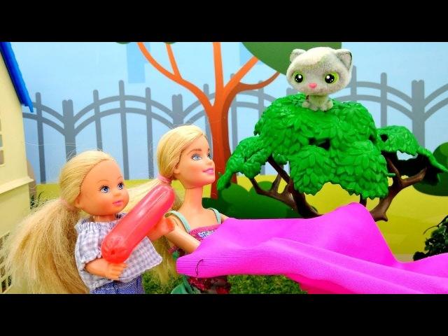 Giochi con Barbie - Un gatto sull´albero - Nuovi episodi per bambini
