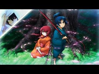 Basilisk ouka ninpouchou | The warring clans of the ninja Iga and Koga / Anime music [ AMV ]
