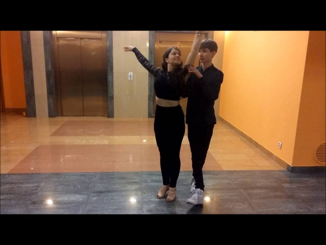 Wojtek Marysia - URBAN KIZ on Dj Kakah - Try Feat Colbie Caillat - WBKF BACHATURO 2016
