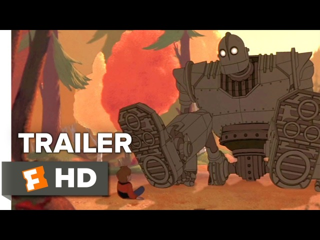 The Iron Giant Official Re-Release Trailer - Signature Edition (2015) - Jennifer Aniston Movie HD