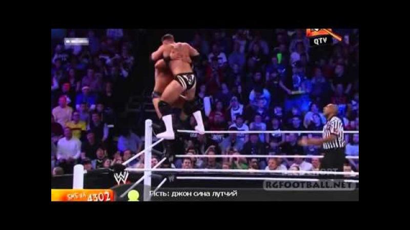 WWE Superstars 18.03.2012 (QTV)