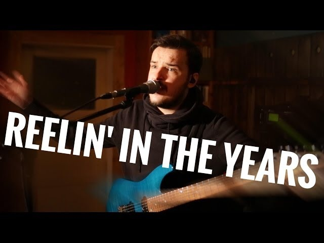 Reelin' In The Years (Steely Dan) - Martin Miller Tom Quayle - Live in Studio