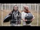 Yatao Handpan Duo Eyes shut Soul alive