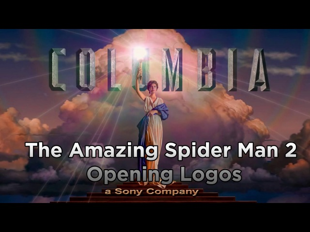 The Amazing Spider Man 2 Opening Logos
