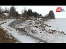 Укрепить берег водохранилища под Череповцом планируют досрочно