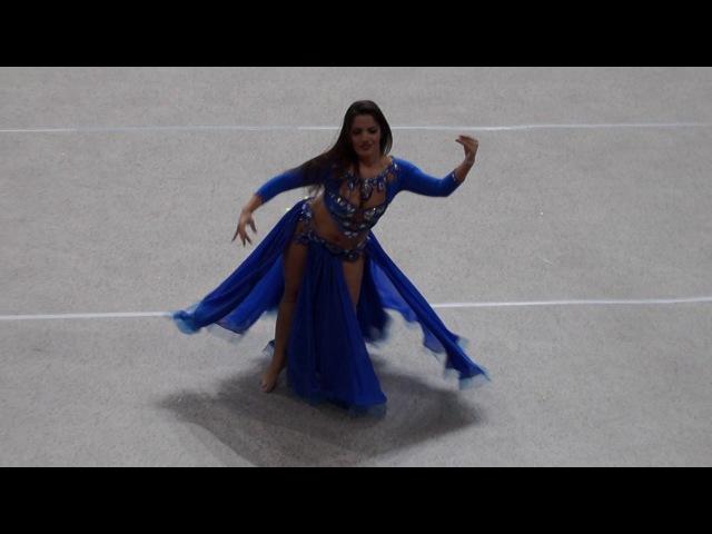 Шикарный восточный танец. Танец живота