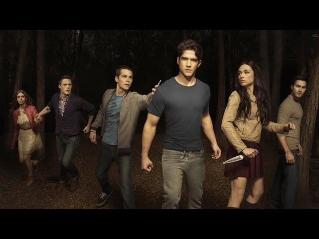Смешные моменты сериала Волчонок (1 сезон) » Freewka.com - Смотреть онлайн в хорощем качестве