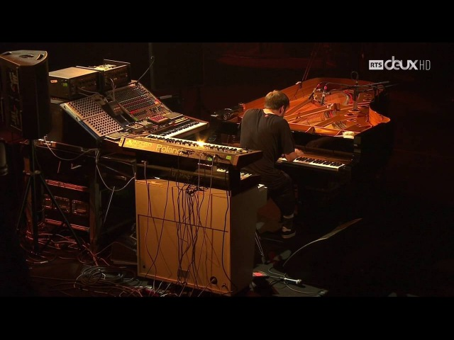 Nils Frahm - All Melody Live at Montreux Jazz Festival 2015
