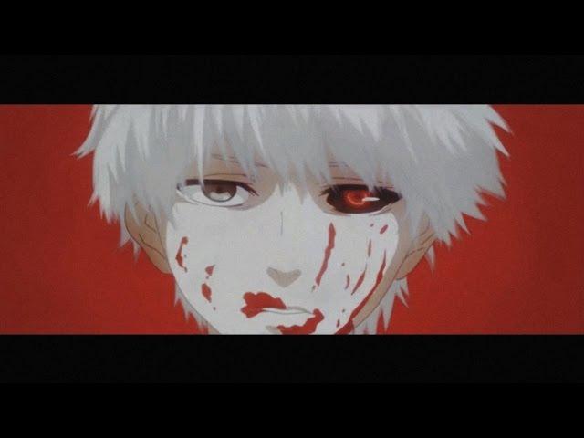 XXXTENTACION - KING (Tokyo Ghoul AMV)