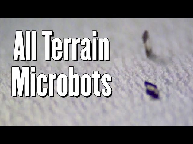 All Terrain Microbots