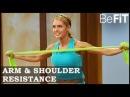 Arm Shoulder Resistance Workout: 10 Min Solution- Amy Bento