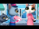 Kitty Meow Meow City Heroes - Cats To The Rescue – Fun Game For Kids To Play