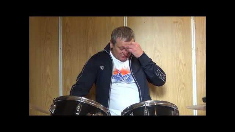 Музыкант и барабанщик от бога. Откровенное интервью. 8