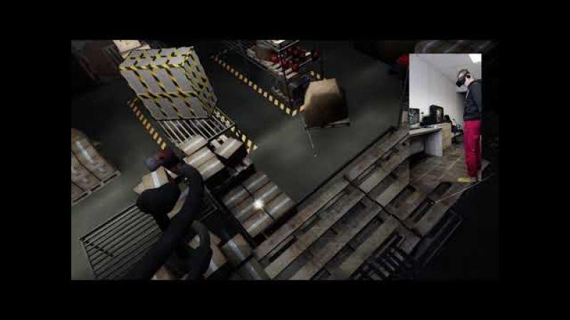 INTERNAL LIGHT VR Gameplay trailer!