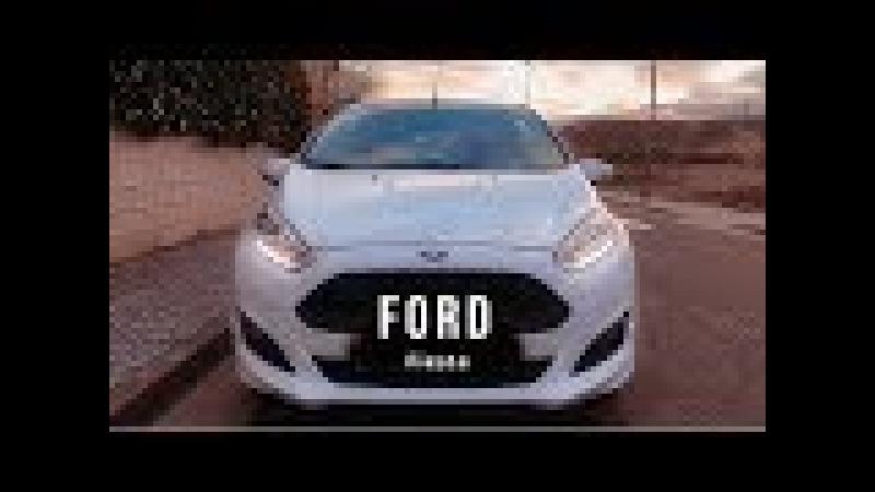 Review Ford Fiesta | Rubia al volante