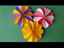 DIY- How to Make Easy Beautiful Paper Flower !