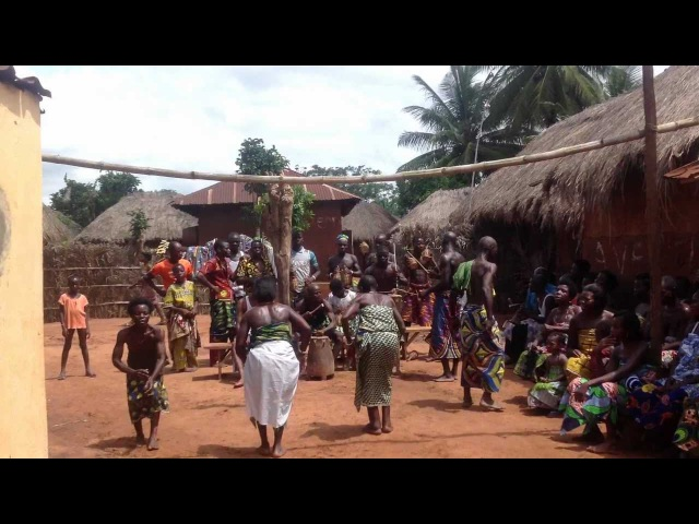 Церемония вуду, Того, Африка,