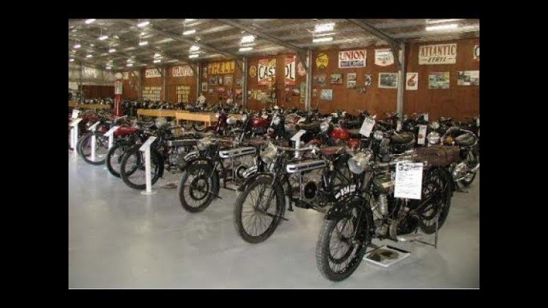 1 Top Vintage Motorcycles Start Up