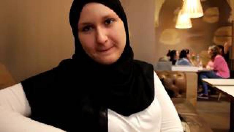 Полячка и Белоруска принявшие Ислам, показали нам Мечеть и рассказали о мусульм ...