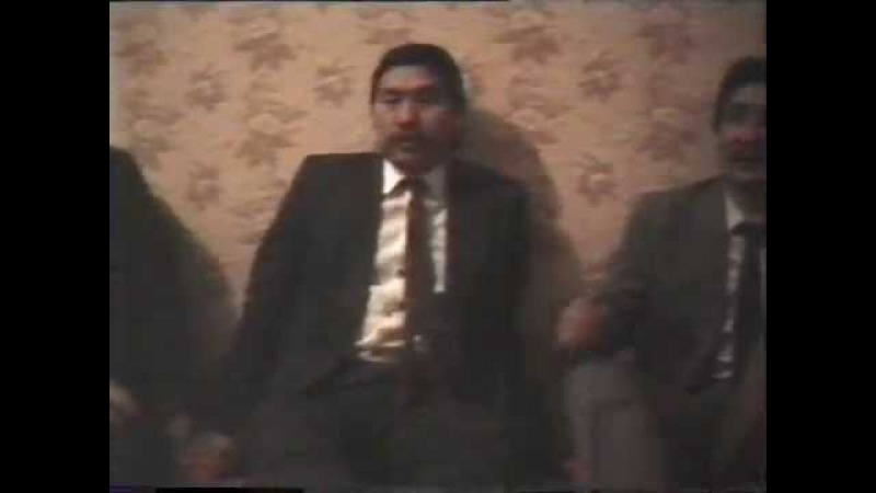 Haci Yakup Dobay Kizil Orda Karmaksi 1990 Кажы Якуб Добай Кызыл Орда Кармакшы 1990 part 5