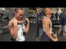 Rose Namajunas Biceps And Triceps Workout | Training World