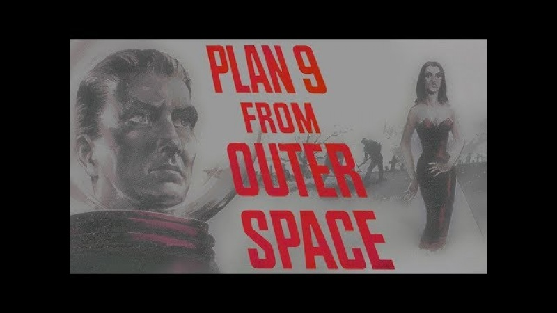 Plan 9 From Outer Space - Full Movie {Enhanced Edition}