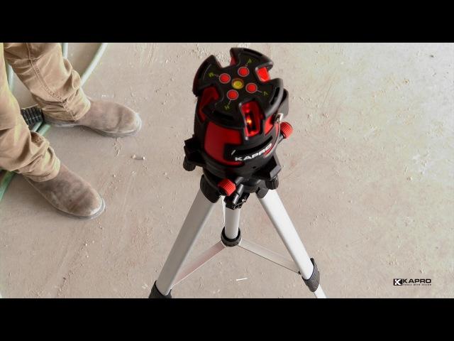 KAPRO 875 Prolaser® Layout Set смотреть онлайн без регистрации